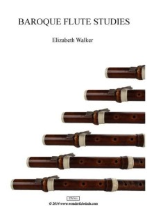 Baroque Flute Studies Book